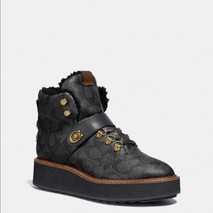 Coach Urban Hiker Boots (Sold) 1/11